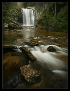 Steve Owen Photography, Brevard NC, waterfalls Transylvania County